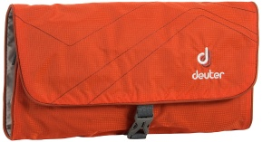 Фото косметичка deuter wash bag ii papaya/lava