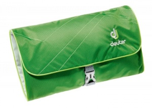 Фото косметичка deuter wash bag ii emerald/kiwi