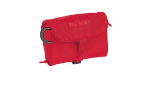 Фото косметичка   mini travelcare red